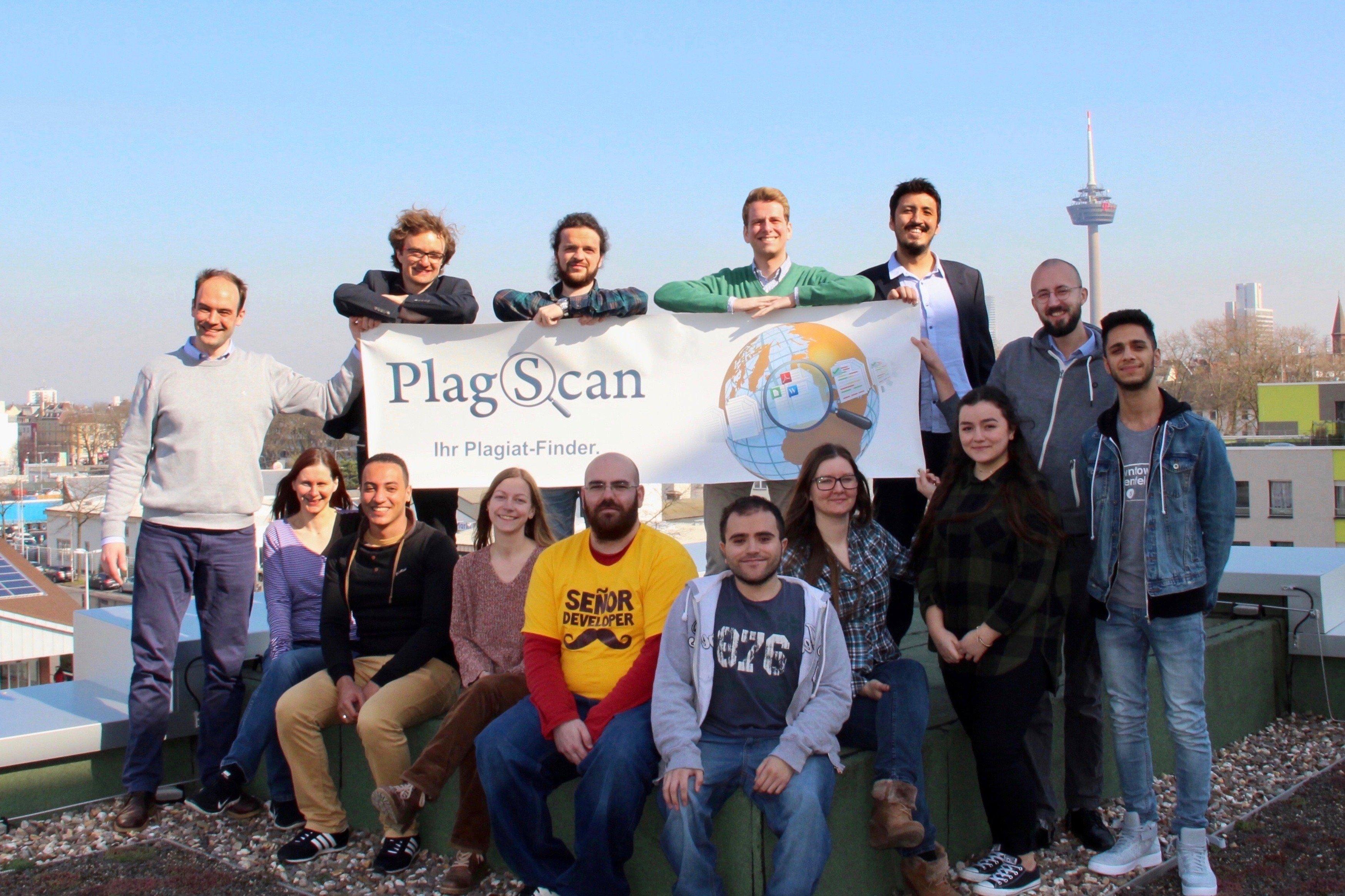 Team of PlagScan 2017